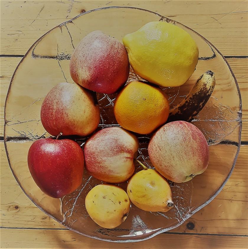 Früchteschale